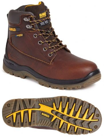 Dewalt Titanium Safety Boots (Tan)
